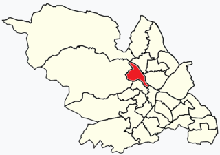 Hillsborough (ward) Electoral ward in the City of Sheffield, South Yorkshire, England