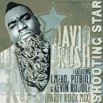Shooting Star (David Rush song) - Image: Shooting Star single