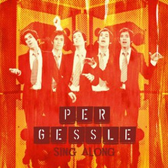 Sing Along (Per Gessle song) - Image: Sing Along Red (Front)