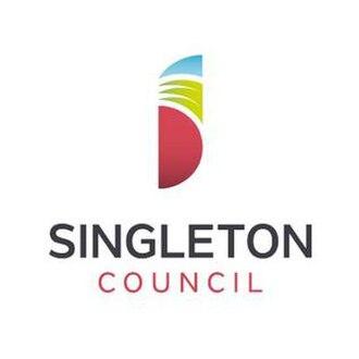 Singleton Council - Image: Singleton Council Logo
