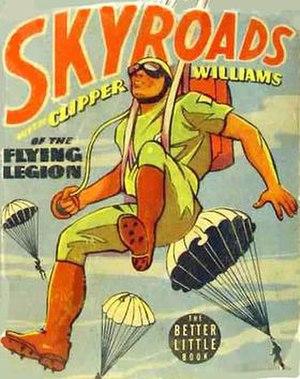 Skyroads (comics) - Image: Skyroadsbook