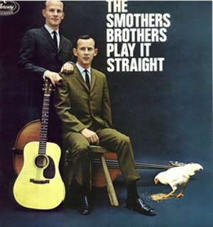 The Smothers Brothers Play It Straight - Image: Smothers Brothers Play It Straight