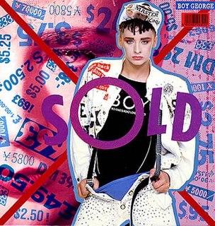 <i>Sold</i> (Boy George album) 1987 studio album by Boy George
