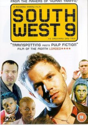 South West 9 - DVD cover art