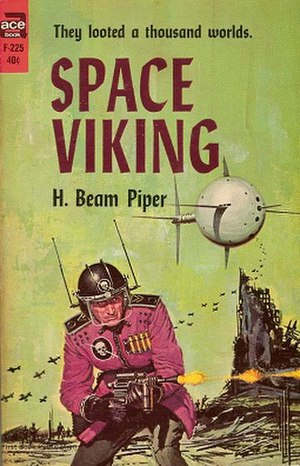 Space Viking - First edition