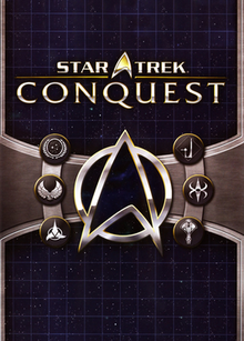 star trek conquest wikipedia rh en wikipedia org star trek conquest strategy guide Star Trek Legacy Xbox 360