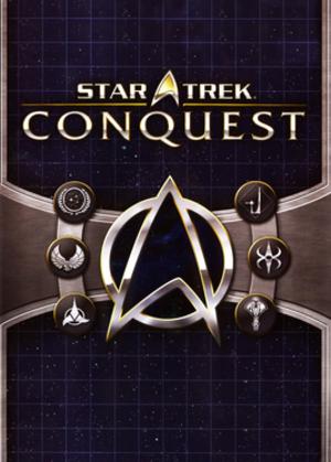 Star Trek: Conquest - Image: Star Trek Conquest Coverart