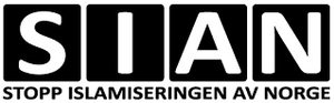 Stop Islamisation of Norway - Image: Stop Islamisation of Norway logo