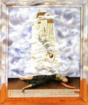 1938 in art - Image: Suicide of Dorothy Hale