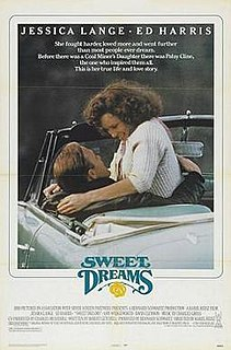 <i>Sweet Dreams</i> (1985 film) 1985 film by Karel Reisz