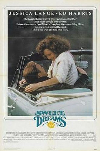 Sweet Dreams (1985 film) - Theatrical release poster