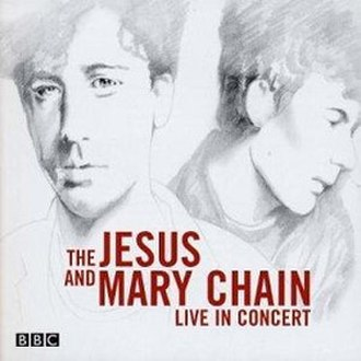 Live in Concert (The Jesus and Mary Chain album) - Image: TJAMC Live In Concert Album