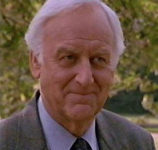 John Thaw English actor