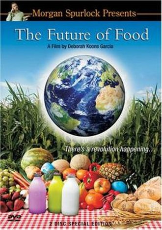 The Future of Food - DVD coverart