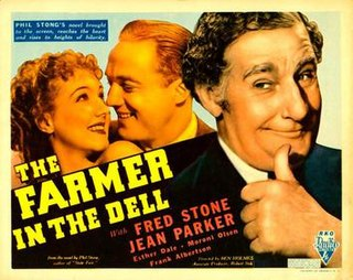 <i>The Farmer in the Dell</i> (film) 1936 film directed by Ben Holmes