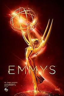 68th Primetime Emmy Awards award