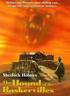 <i>The Hound of the Baskervilles</i> (1983 film) 1983 film directed by Douglas Hickox