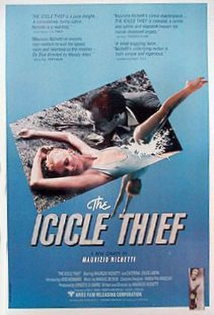 The Icicle Thief - Film poster