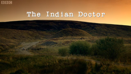 "Title card for ""The Indian Doctor"""