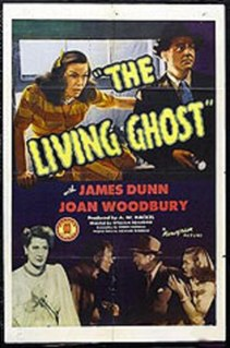 <i>The Living Ghost</i> 1942 film by William Beaudine