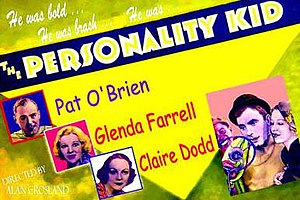 The Personality Kid - Theatrical release poster