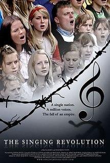 <i>The Singing Revolution</i> 2006 film
