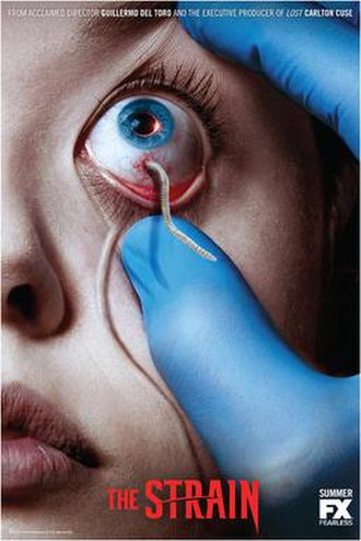 The Strain (TV series) - Image: The Strain promotional poster