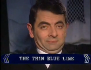 <i>The Thin Blue Line</i> (TV series) British television sitcom (1995)