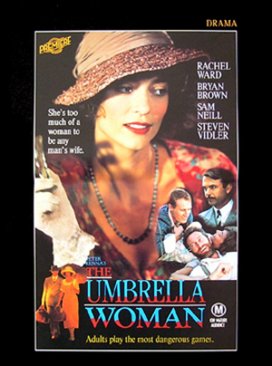 The Umbrella Woman - Image: The Umbrella Woman poster