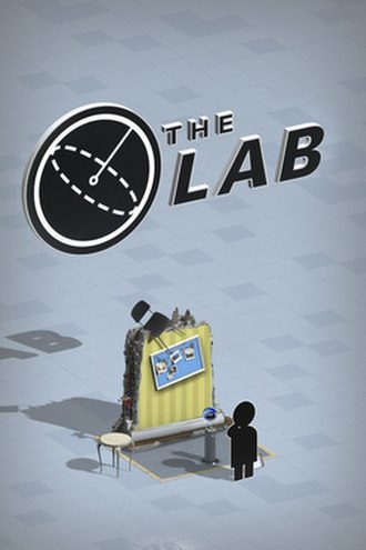 The Lab (video game) - Image: The lab logo