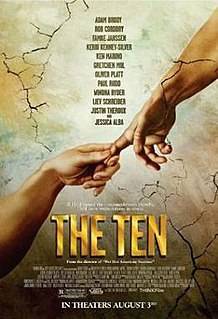 <i>The Ten</i> 2007 film by David Wain