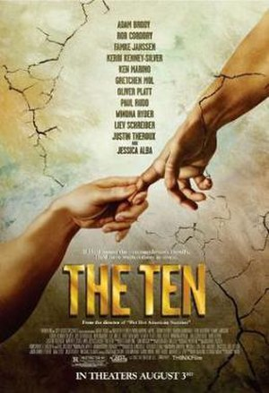 The Ten - Theatrical release poster
