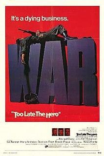 1970 film by Robert Aldrich
