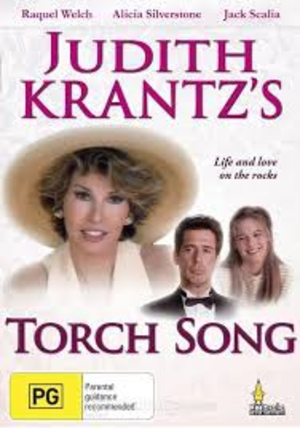 Torch Song (1993 film) - DVD cover