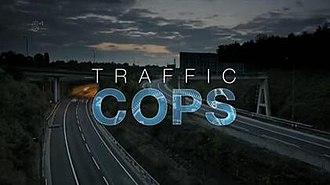 Traffic Cops - Image: Traffic Cops (TV series) titlecard