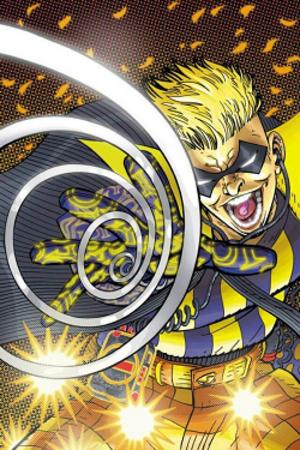 Trickster (comics) - The second Trickster (Axel Walker)