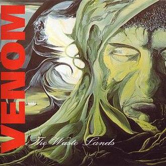 The Waste Lands (album) - Image: Venom The Waste Lands