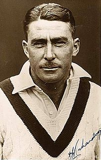 Vic Richardson cricketer
