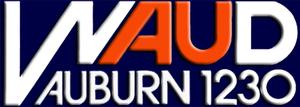 WAUD (AM) - Image: WAUD AM logo 2