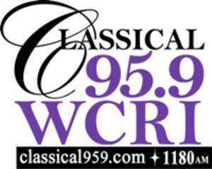 WCRI-FM - WCRI-FM logo