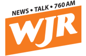 WJR - Image: WJR News Talk 760AM logo