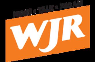 WJR - Image: WJR News Talk 760AM logo
