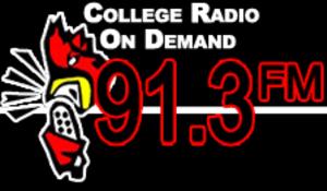 WWHI - Image: WWHI (College Radio) log