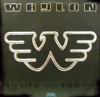 Black on Black - Image: Waylon Jennings Blackon Black