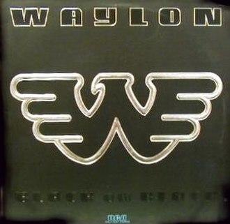 Black on Black - Image: Waylon Jennings Blackon Black