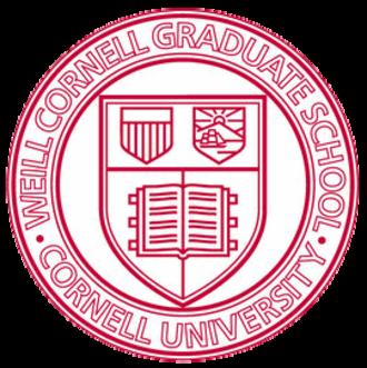 Weill Cornell Graduate School of Medical Sciences - Cornell University Seal