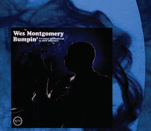 Bumpin' (Wes Montgomery album) - Image: Wes Montgomery Bumpin