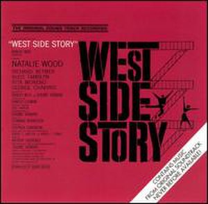 West Side Story (soundtrack) - Image: West Side Story(soundtrack)