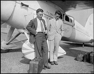 Harold Gatty Australian aviation record holder