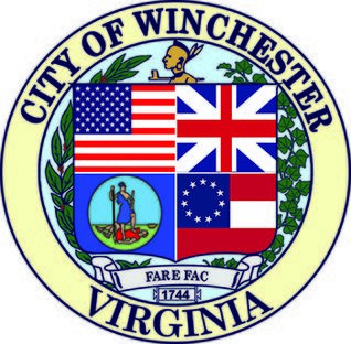 Official seal of Winchester, Virginia